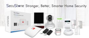 Wireless WiFi Alarm System with WiFi IP Camera Home Security Alarm Smart Alarm Android/Ios APP Control pictures & photos
