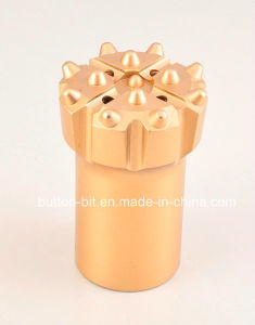 T45 Thread Rock Drill Button Bit