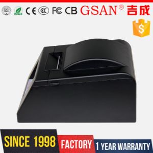 Gsan USB 58mm POS Thermal Receipt Printer pictures & photos