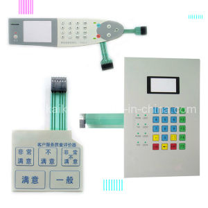 Hot Sale Membrane Switch Keypad pictures & photos