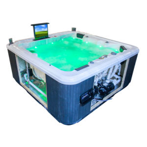 2016 Hot Sale Hight Quality Hot Tub SPA Jacuzzi with Acrylic and Balboa for Many Colour From China Factory pictures & photos