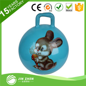 Eco-Friendly PVC Comfortable Hopper Ball