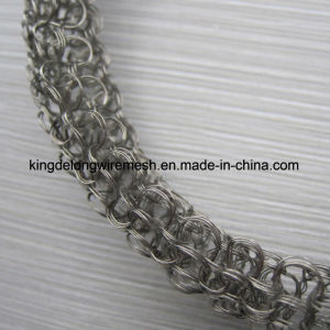 Stainless Steel 304L Knitted Mesh pictures & photos