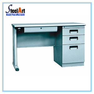 China Cheap Price Metal Office Computer Table Design China