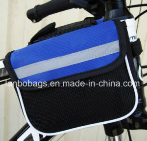 Mountain Bike Double Pannier Saddle Bicycle Bag