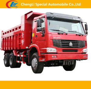 Sinotruk HOWO 6*4 Mining Tipper/Dump Truck pictures & photos