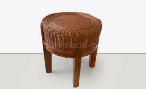 Solid Wooden Stool (M-X2609) pictures & photos