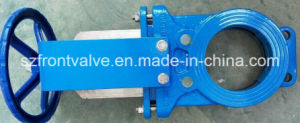Cast Iron Lugged Knife Gate Valve pictures & photos