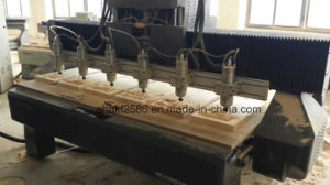 DSP Control System Good Price CNC Wood Carving Router Machine pictures & photos