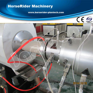 High Speed UPVC Pipe Conical Extruder Extrusion Line pictures & photos