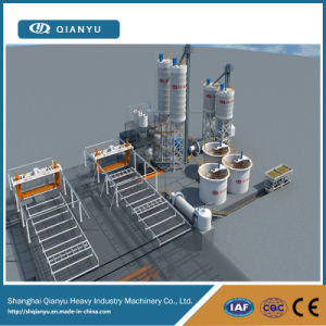 China AAC Autoclaved Aerated Concrete Block Making Machine