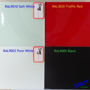 3mm 4mm 5mm 6mm Back Painted Glass/ Lacquered Glass/Color Backed Glass From China Shandong (BPG-1601)) pictures & photos