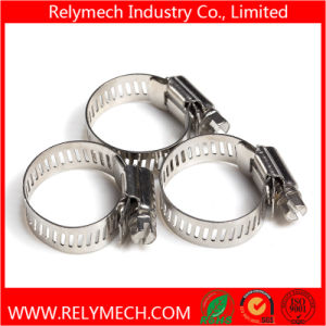 Stainless Steel American Type Hose Clamp pictures & photos