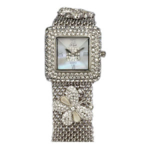 Very Nice Pasted Stones Lady Wrist Watch Lw-04