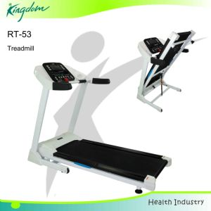 Fitness Body Building Folded Motorized Treadmill pictures & photos