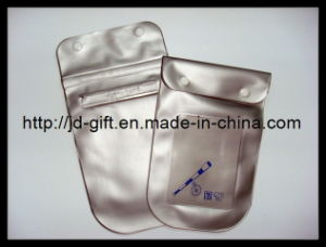 Plastic EVA Waterproof Bag with Customized Logo pictures & photos