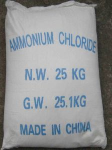 Ammonium Chloride (12125-02-9) 99.5%Min Nh4cl pictures & photos