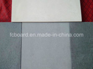 Fireproof Cement Board with Fiber Cement Material