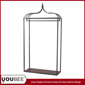 Attractive Emtal Display Stand Rack for Clothes