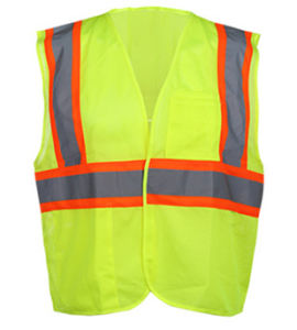 ANSI Reflective Safety Vest Class 2
