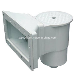 China Made Concrete Pool Wall Skimmer for Pool Construction