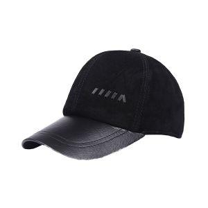 5b91ec0603e China Leather Brimless Baseball Cap - China Baseball Caps