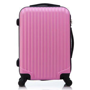 ABS PC Decent Hardside Travel Trolley Luggage Suitcase pictures & photos