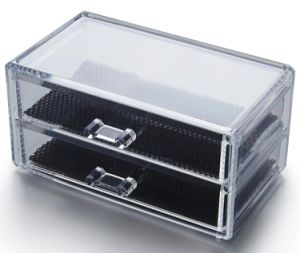 Clear Acrylic Makeup Cosmetic Organizer