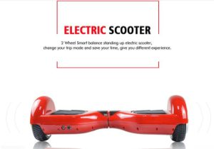 High Quality Mini Smart Electric Balance Car Balance Scooter pictures & photos
