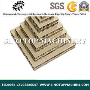 5-100mm Thickness Paper Honeycomb Board pictures & photos