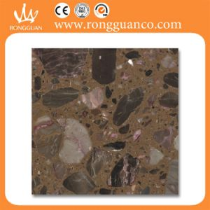Various Color Marble Artificial Stone for Floor Tile (RB151N) pictures & photos