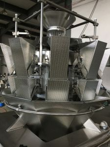 Auto Potato Chips Packing Machine pictures & photos