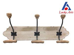 Hangers Antique White Wooden Hook