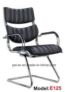 Sensational Metal Furniture Modern Leather Office Meeting Visitor Chair Pe E125 Lamtechconsult Wood Chair Design Ideas Lamtechconsultcom