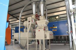 20ton Maize Flour Milling Machine/Corn Flour Mill with Automatic System pictures & photos