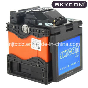 Core Alignment Fiber Fusion Splicer (T-207X) pictures & photos