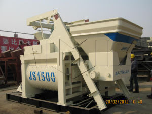 1.5m3 Concrete Mixer (for Concrete Batching Plant) pictures & photos