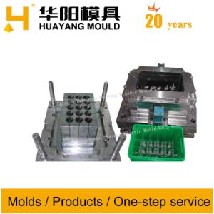 Plastic Mould for Beer Crate (HY024) pictures & photos