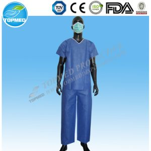 SMS Disposable Scrub Suits, Hospital Scrub Suits pictures & photos