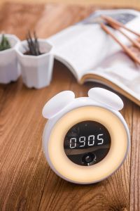 Human Body Induction Smart Clock pictures & photos