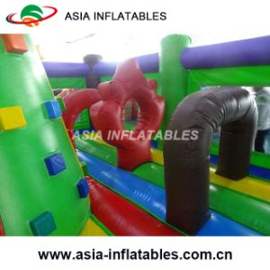 Inflatable Fire Rescue Truck Jumping Castle, Inflatable Fire Truck Bouncer for Sale pictures & photos