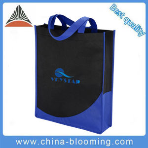 Cheap Reusable Promotional Shopping Handle Carrrier Non-Woven Bag pictures & photos