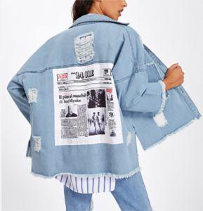 ee7ef62f3728e1 China New Design Custom Denim Women Jean Jacket - China New Design ...
