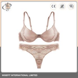 013bd94a4efa4 China Nylon Spandex Underwear Bra Panty Sets - China Panty Sets ...