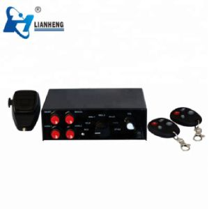 Emergency Vehicle Siren Alarm Emergency Light Bar Controller Siren (CJB-009)