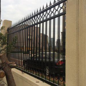 Aluminium Profile Balcony Fence Railing