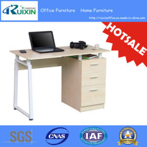 New Melamine Computer Desk with Drawers (RX-D1034)