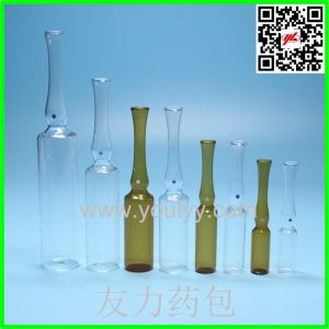 Neutral Glass Ampoule (1ml, 2ml, 3ml, 5ml, 10ml, 20ml.) pictures & photos