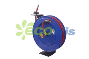 Manual Air Pressure Compressor Retractable Hose Reel pictures & photos