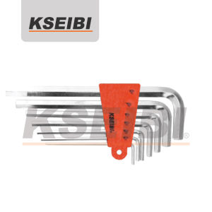 Hot Sales Kseibi 7PCS Short Length Hex Key Set pictures & photos